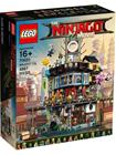 Lego Ninjago Movie 70620, Ninjago City