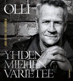 Olli : yhden miehen varietee (Arno Kotro Olli Lindholm), kirja