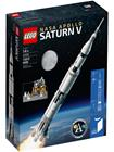 Lego Ideas 21309, NASA Apollo Saturn V