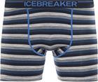 Icebreaker Anatomica Miehet alusvaatteet , harmaa/sininen
