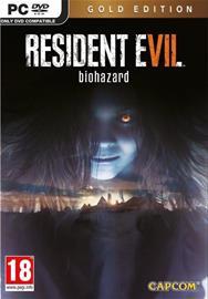 Resident Evil 7 (VII): Biohazard Gold Edition, PC -peli