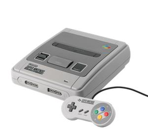 Super Nintendo Entertainment System, pelikonsoli