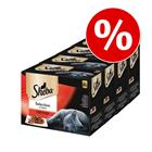 Sheba Selection Pouches 96 x 85 g erikoishintaan! - Selection in Sauce, siipikarjalajitelma
