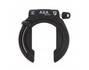 AXA Block XXL frame lock for balloon tyres black non-key retaining
