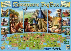 Carcassonne Big Box LAUTA