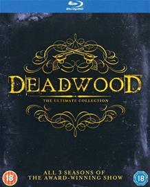 Deadwood: kaudet 1-3 (Blu-Ray), TV-sarja