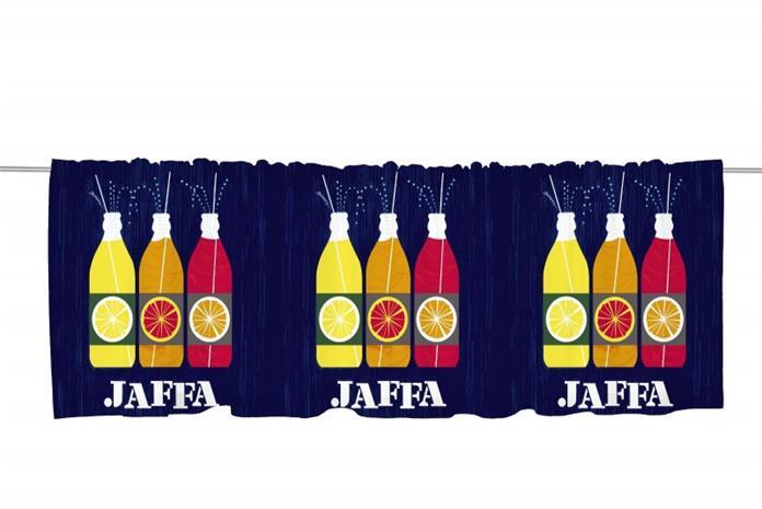 Vallila Jaffa, kappa 60 x 250 cm
