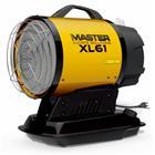 Master XL 61 17kW, dieselinfrapunalämmitin