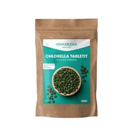 Voimaruoka, chlorella-tabletit 100 g