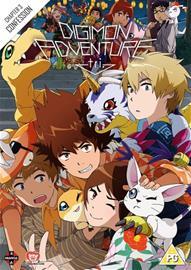 Digimon Adventure Tri. 3: Confession (2016), elokuva