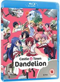 Castle Town Dandelion: Kausi 1 (Blu-Ray), TV-sarja