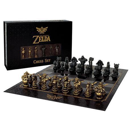The Legend of Zelda Collector's Chess Set, shakkipeli