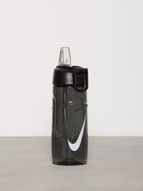 reputable site ed4b6 7de28 Nike T1 Flow Swoosh Water Bottle 16oz Vesipullot Antracit   Hintaseuranta.fi