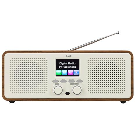 Radionette Menuett RMESDIWO16E, radio