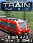 Train Simulator: DB BR 442 'Talent 2', PC -peli