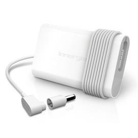 Innergie PowerGear 45 Slim, yleismallinen virtalähde kannettavalle tietokoneelle, 5 sovitinta