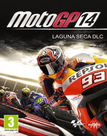 MotoGP 14: Laguna Seca Redbull US Grand Prix (lisäosa), PC-peli