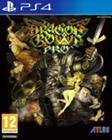Dragon's Crown Pro, PS4 -peli