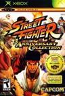 Street Fighter: Anniversary, Xbox -peli