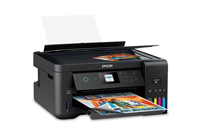 Epson EcoTank ET-2750, tulostin