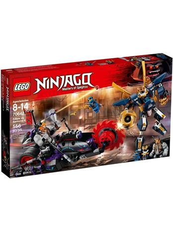 Lego Ninjago 70642, Killow vs. Samurai X