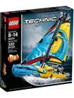 Lego Technic 42074, kilpapurjevene