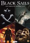 Black Sails: kaudet 1-4, TV-sarja