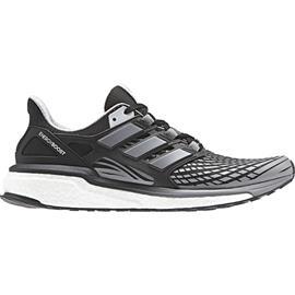 adidas Energy Boost Miehet juoksukengät harmaa musta 7d4e231463