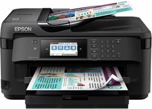 Epson WorkForce WF-7715DWF, tulostin
