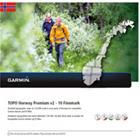 Garmin TOPO Norway Premium 10 - Finnmark, Navigaattorin kartta