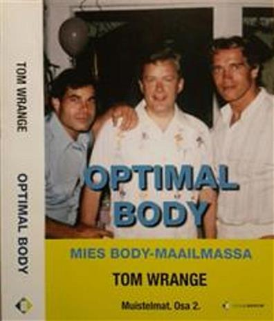 Optimal body : mies body-maailmassa (Tom Wrange), kirja