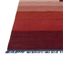 &Tradition Another matto 90 x 140 cm red vulcano (punainen)