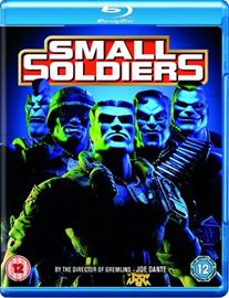 Small Soldiers (1998, Blu-Ray), elokuva