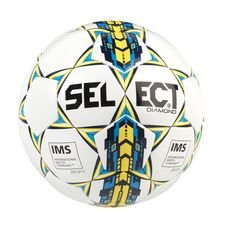 Select Jalkapallo Diamond - Valkoinen/Sininen