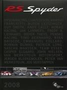 Porsche RS Spyder 2008, kirja
