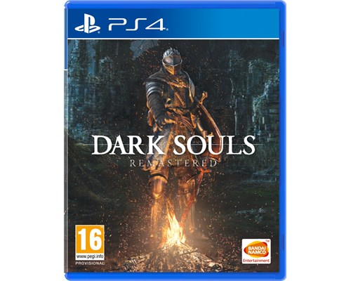 Dark Souls: Remastered, PS4 -peli