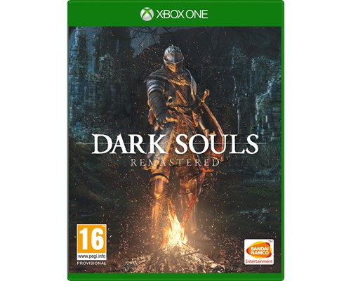 Dark Souls: Remastered, Xbox One -peli