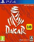 Dakar 18, PS4 -peli