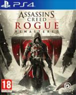 Assassin's Creed: Rogue Remastered, PS4 -peli
