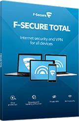 F-Secure Total Security And Privacy (1 vuosi 7 laitetta), tietoturvaohjelmisto