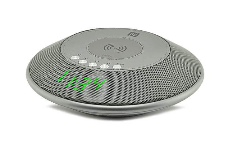 Yogee JY 32C Qi langaton laturi Bluetooth kaiutin