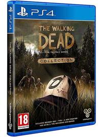 The Walking Dead  The Telltale Series Collection PS4 -peli 1df39041cc1c6