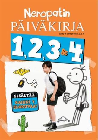 Neropatin päiväkirja 1-4 (Diary of a Wimpy Kid 1-4), elokuva