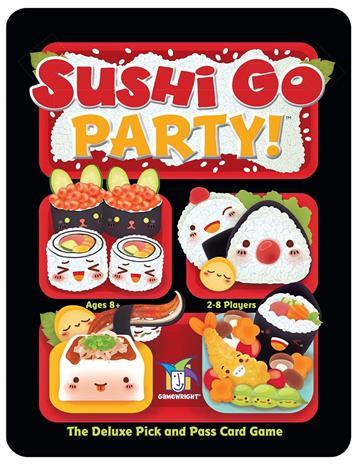 Sushi Go Party! LAUTA