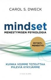 Mindset : menestymisen psykologia (Carol Dweck), kirja