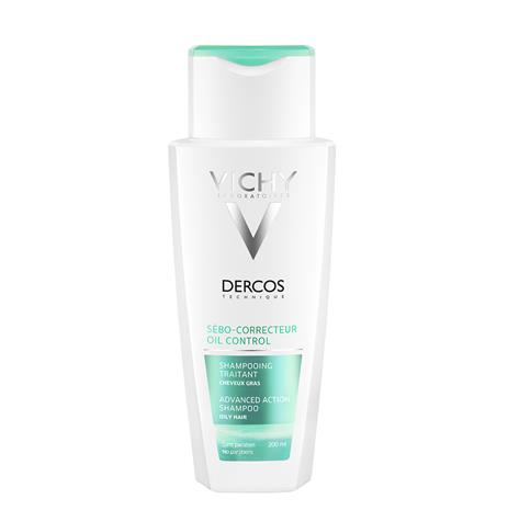 Vichy - Dercos Oil Control Shampoo 200 ml