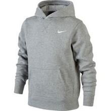Nike Huppari Fleece YA76 - Harmaa/Valkoinen Lapset