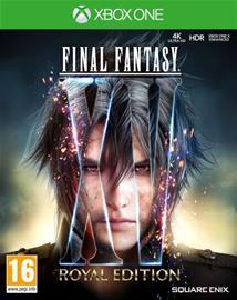 Final Fantasy XV (15) Royal Edition, Xbox One -peli