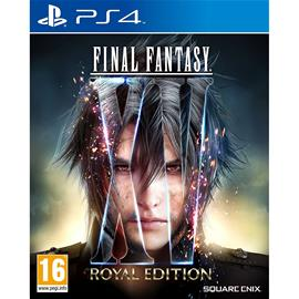 Final Fantasy XV (15) Royal Edition, PS4-peli