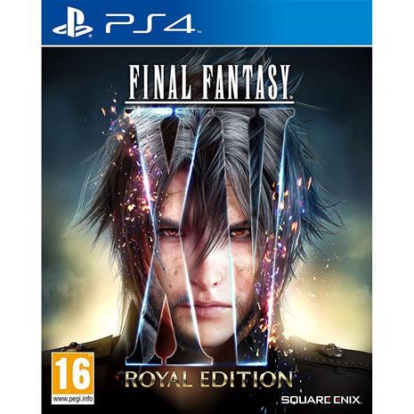 Final Fantasy XV (15) Royal Edition, PS4-peli